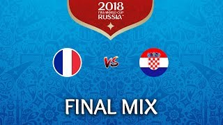 France vs Croatia ⚡️ World Cup Final 'Hype Up' Music Mix thumbnail