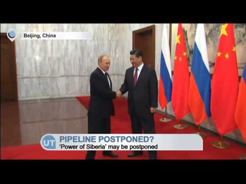 Russia-China Pipeline Postponed? 'Power of Siberia' project may be on hold, says Reuters