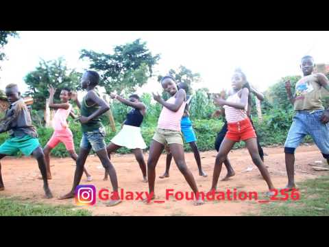 Galaxy African Kids Dancing to  Swalla   by Jason Derulo ft Nicki & Ty Dolla Sign New Music thumbnail