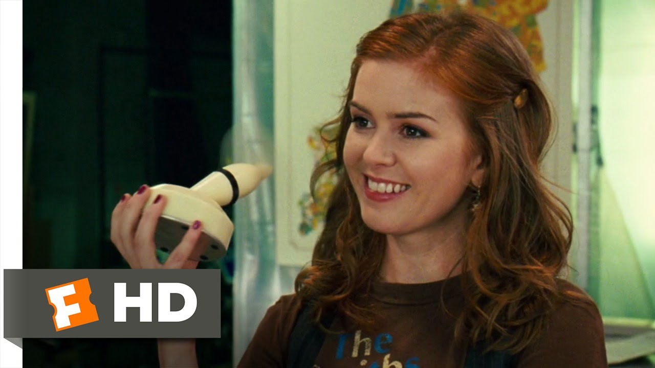 Definitely Maybe 19 Movie CLIP  April the Copy Girl 2008 HD  YouTube