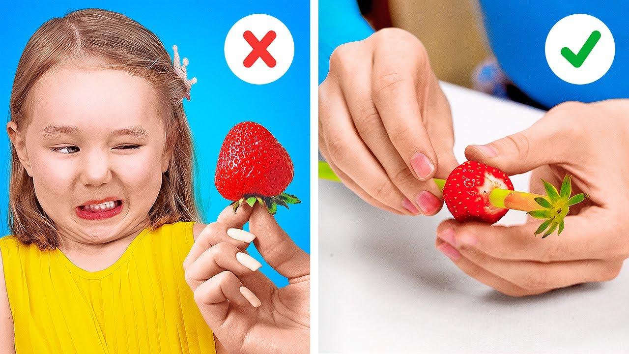 Download Voedselhacks en snackideeën voor de beste ouders ooit