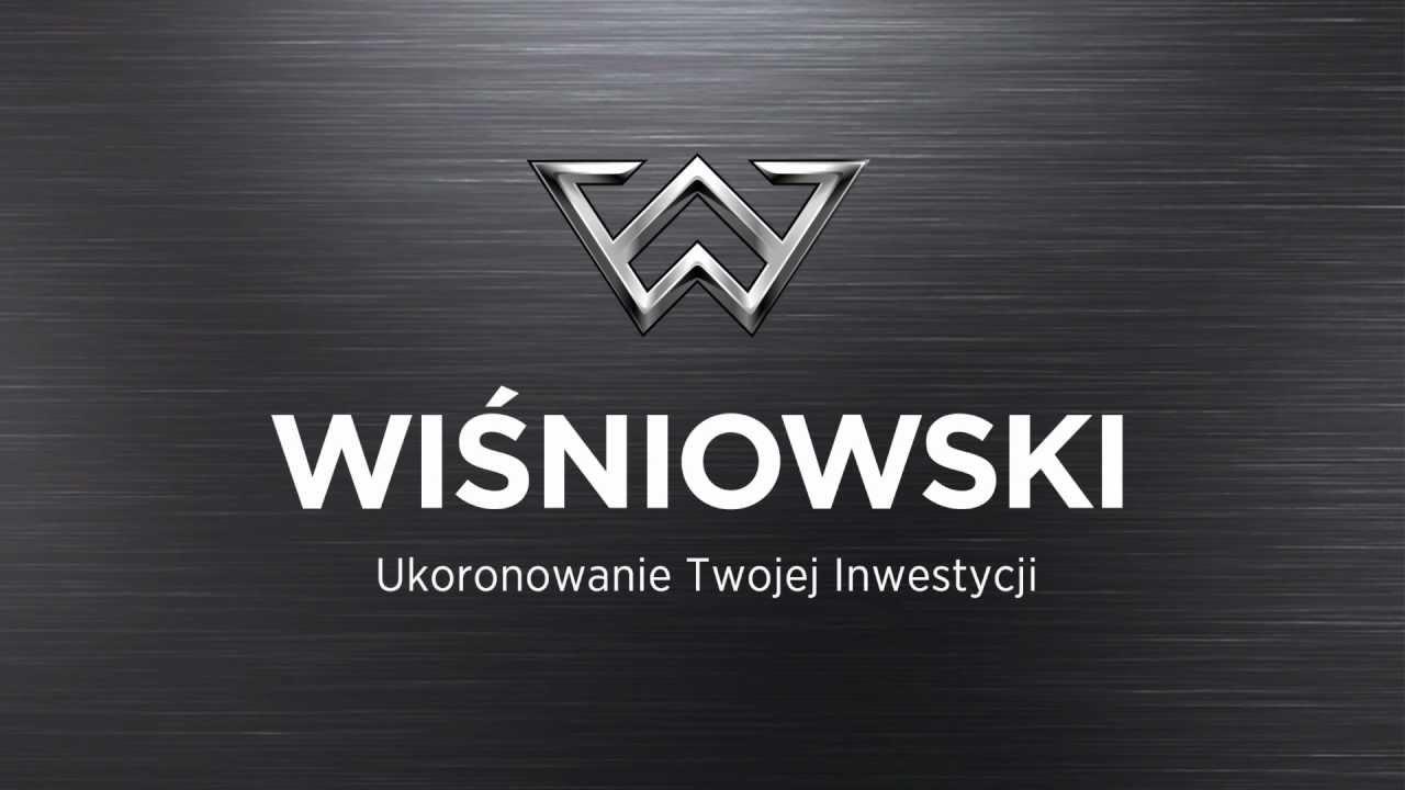 Znalezione obrazy dla zapytania logo wiśniowski