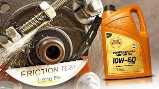 PMO 10W60 Racing Jak skutecznie olej chroni silnik?