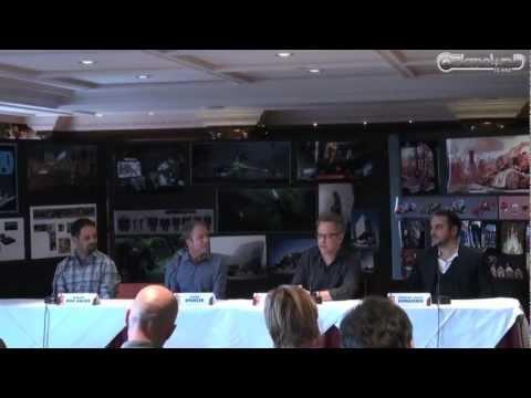 Conférence de presse Les Mondes de Ralph