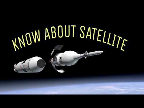 Know about satellite.Fully explained in hindi