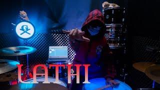 Download lagu #viral #Lathi - Weird Genius | Drum Cover By Gilang Dafa