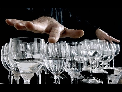Water Adagio - Wine Glass Music