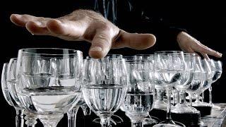 Water Adagio - Wine Glass Music