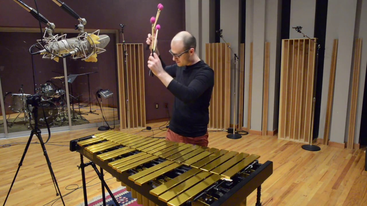 Loops II by Philippe Hurel (performed by Michael Carp)