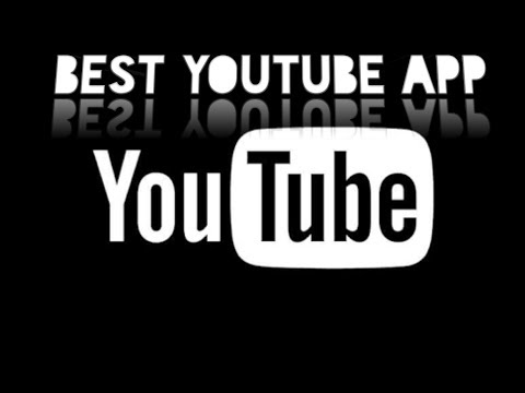 iYTBP-BEST YOUTUBE APP EVER? BACKGROUND PLAYBACK  AND LOTS MORE  by Srijan  Sharma