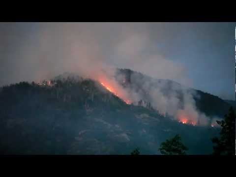 Grouse Creek Fire, Yosemite 7/2009