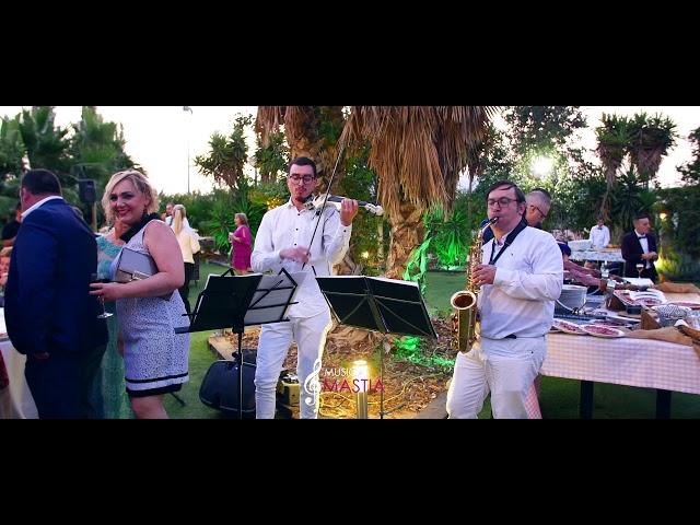 🎻 🎷 P!nk Just Give Me A Reason | Saxo y Violin | Musica Bodas | Musical Mastia
