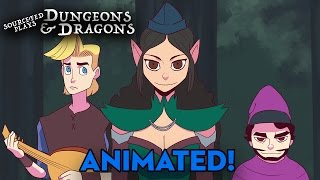 SourceFed D&D S2E7&8 Animated!