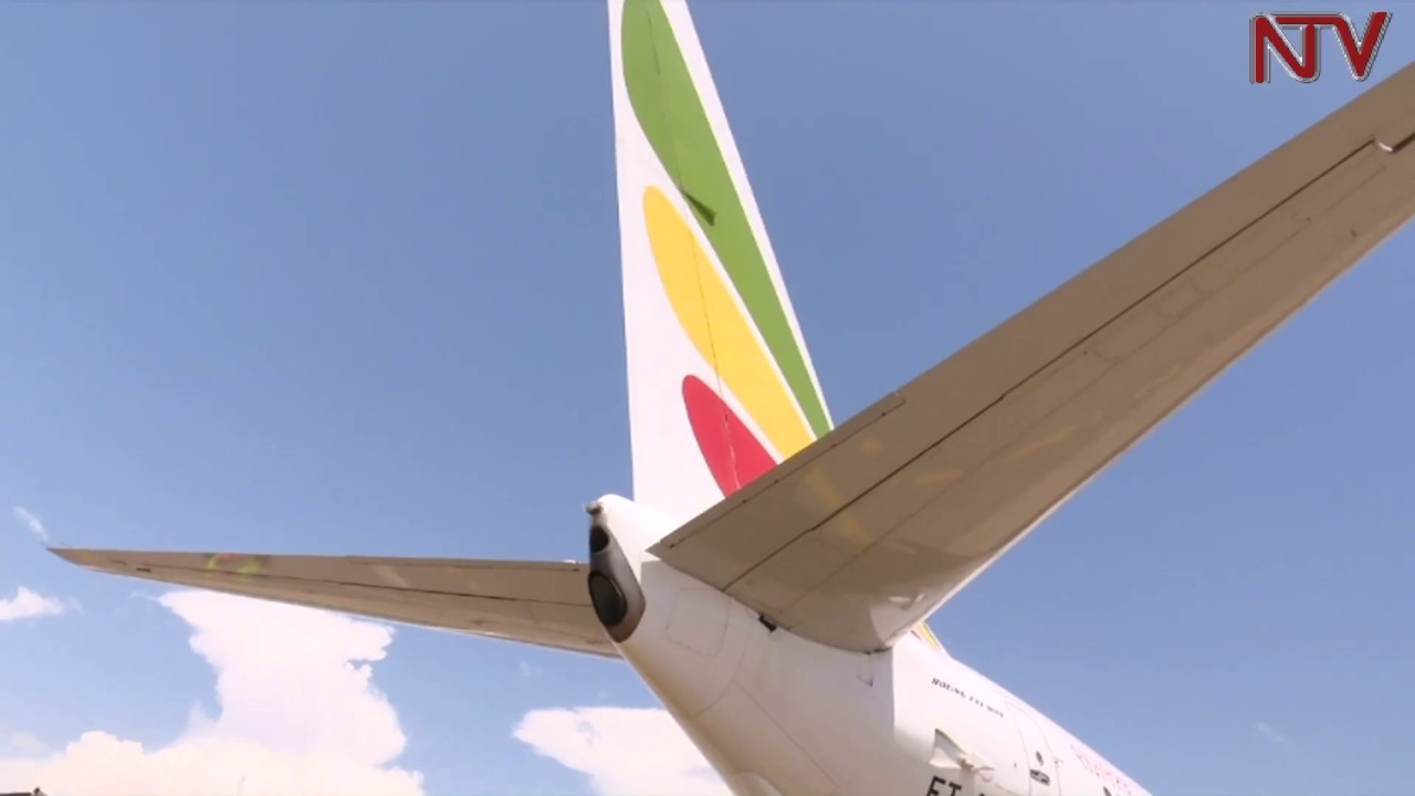 Flights resume at Entebbe Airport hours after Ethiopian Airlines mishap