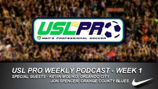 USL PRO Weekly -- March 20, 2014