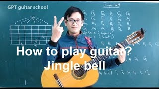 (GPTguitarschool) BÀI 4b Jingle bell