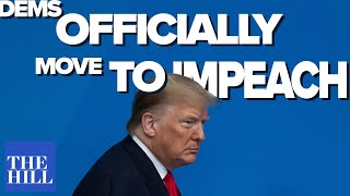 BREAKING: Aaron Maté reacts as Dems officially move to impeach Trump