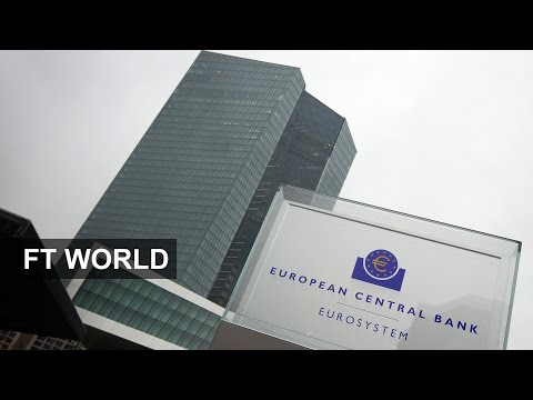 ECB bond buying in 60 seconds | FT World