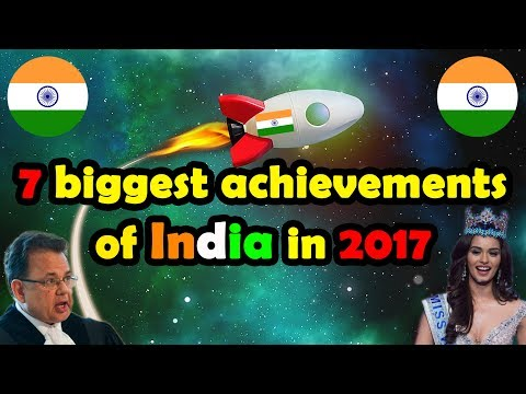 Rewind 2017: India's 7 biggest achievements this year