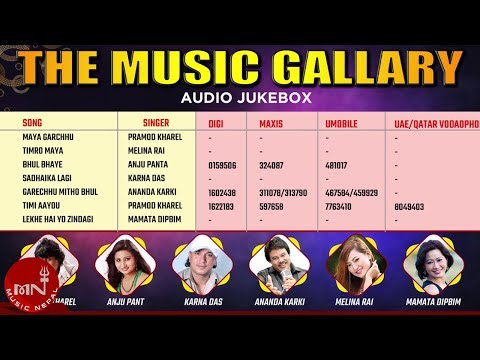 Hits Modern Song Audio Jukebox by The Music Gallery