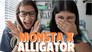 MONSTA X 몬스타엑스 'Alligator' MV REACTION!!!