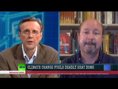 Michael Mann - Can Humanity Survive Climate Change?