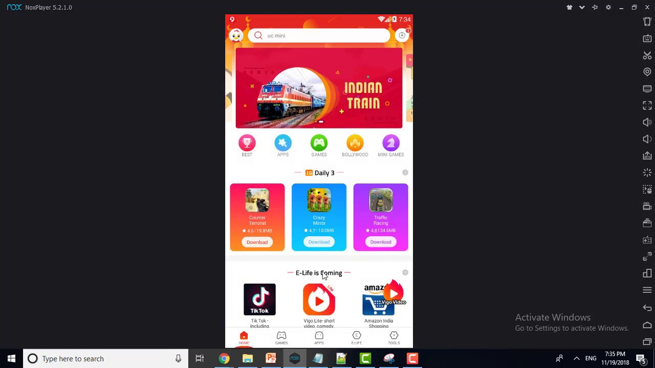 Install 9Apps on PC, Windows 10/8/7 , Mac, iOS, iPhone