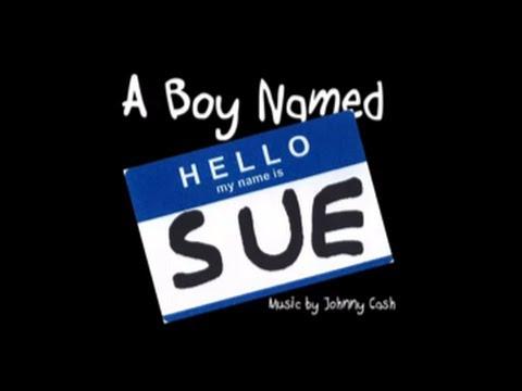 Johnny Cash  A Boy Named Sue Music