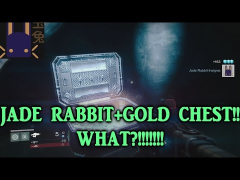 Destiny:How To Get Jade Rabbit Insignia +...