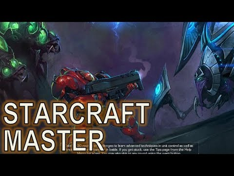 Starcraft Master ALL