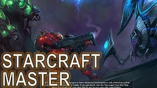 Starcraft Master ALL ACHIEVEMENTS!