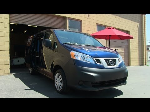 video clip hay 2014 nissan nv200 c68tfpm57pm xem video clip hay nh t 2016 2017. Black Bedroom Furniture Sets. Home Design Ideas