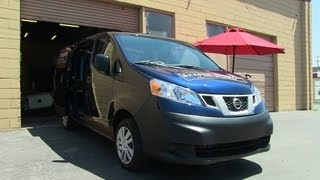 2014 Nissan NV200: Everything You Ever Wanted to Know