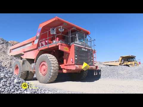 Live Your Passion Episode 24 - Mining Truck Operators Industry