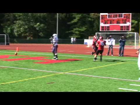 2010 Red Flash Football vs. Robert Morris