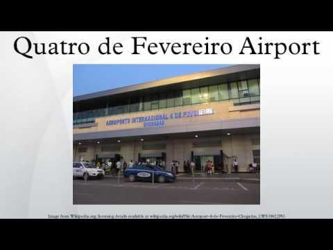 Quatro de Fevereiro Airport