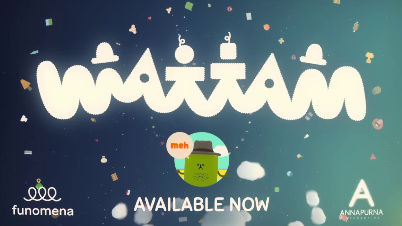 Wattam - Launch Trailer