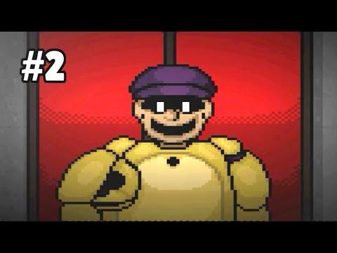 Purple Man is the Killer!!.. | Super FNaF ★ Night 2 ★