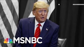 Here's Why Trump May Think Impeachment Is Good For 2020 | The 11th Hour | MSNBC