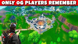 Top 10 Fortnite DESTROYED Locations That Are NEVER Coming Back