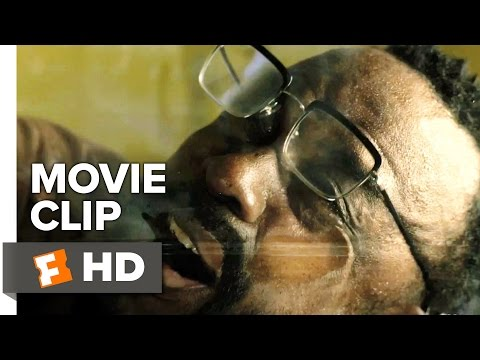 Life Movie CLIP - Let Go of My Hand (2017) - Ryan Reynolds Movie