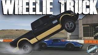 vuclip 2013 Ram Runner || LONGEST WHEELIE EVER!?? - 1000HP WHEELIE/DRAG BUILD|| Forza 6