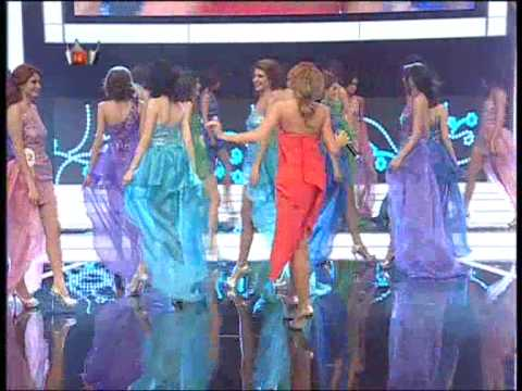 Hadise - Düm Tek Tek - Miss Turkey 2009