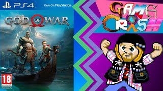 GAME & CRASH!: God of War (PS4) || The Rock Critic