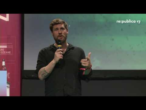 re:publica 2017 - Markus Reymann: Seabed Mining & Counter-Strategies of the artistic eye on YouTube
