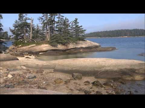 Ocean Kayaking In The Deer Isle Region Of The Maine Coast – Stonington To Isle Au Haut