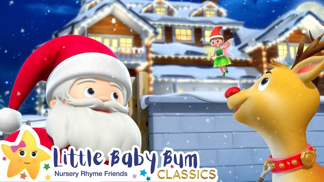 Sing A Song Of Christmas - Christmas Songs | Nursery Rhymes | ABCs and 123s | Little Baby Bum