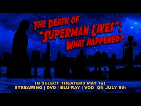 "The Death of ""Superman Lives""; What Happened? FINAL TRAILER 2015"