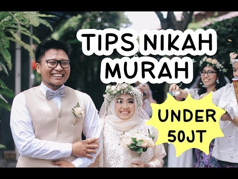 Tips Nikah Murah Tema Rustic Garden Party Indonesia!! Part 2 | Asakecil