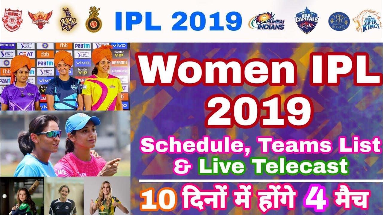 Ipl points table 2019